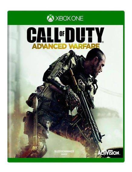 Call Of Duty Advanced Warfare Xbox One Mídia Física