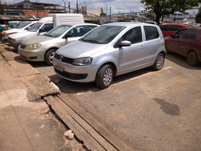 Volkswagen Fox 1.0 Vht Total Flex 5p 2011