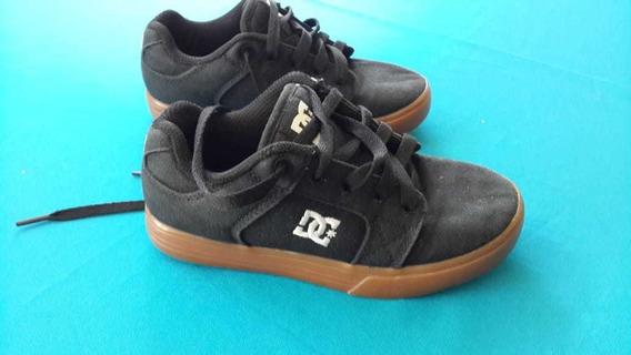 Zapatillas Dc Originales De Niño Numero 32