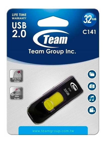 Pendrive Team Group 32gb 2.0 Deslizante Bagc