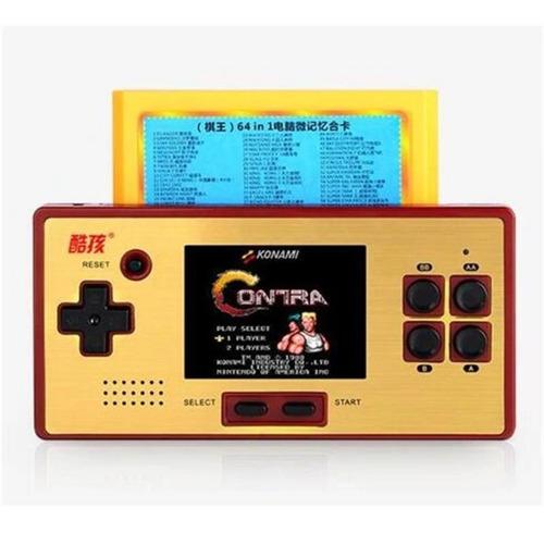 Consola 89 Juegos Clasicos Mas Ranura Cartucho Family Game