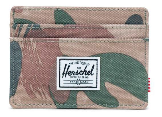 Porta Tarjetas Herschel Charlie -10360-02460-os- Trip Store