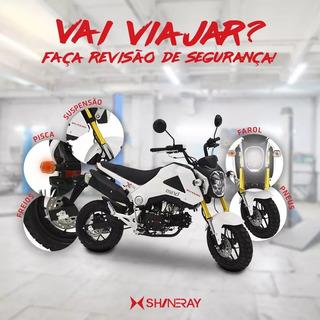 Shineray Mind Cinquentinha A Top Das 50cc