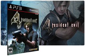 Resident Evil 4 Hd Ps3 Digital Oficial Games