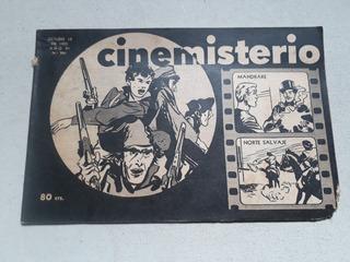 Antigua Revista Cinemisterio N° 261 Año 1955