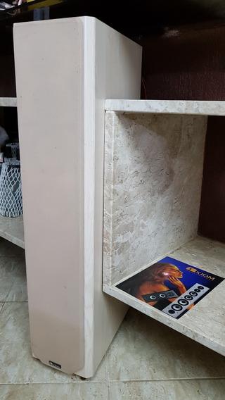 Caixa De Som Home Theater - Torre Axiom - Usada - Confira!