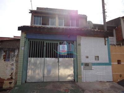 Sobrado Residencial À Venda, Jardim São Sebastião, Hortolândia. - So0117