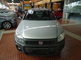 Fiat Strada 1.4 Hard Working Flex 2p 30.000km Único Dono