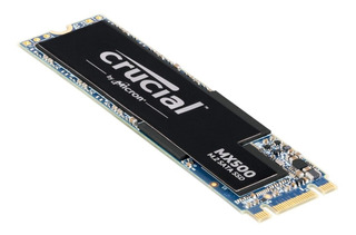 Disco Solido Crucial M.2 2280 250gb Mx500 Pc Notebool