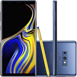 Samsung Galaxy Note 9 N9600z 128gb 12mp 6.4 Azul Vitrine 2