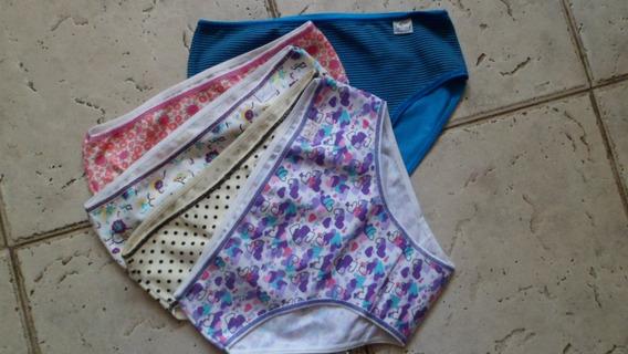 Pack X 2 Bombachas De Nena Jaline Talles 2/4/6/8