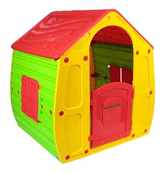 Casinha Infantil De Brinquedo Magical Belfix