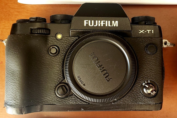 Fuji Xt-1 Xt1 X-t1 Mirrorless Com Flash