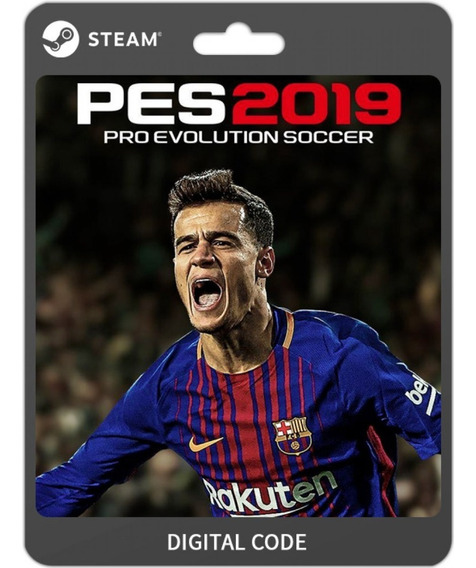 Pro Evolution Soccer 2019 Pc Steam Digital Pc