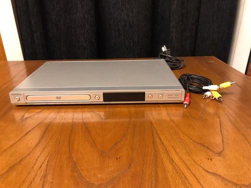 Reproductor De Dvd Admiral Modelo Adm436