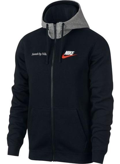 Jaqueta Nike Sportswear Just Do It Fleece