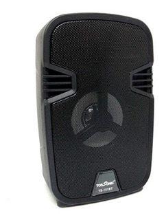 Mini Cabina De Sonido Parlante Bluetooth Recargable
