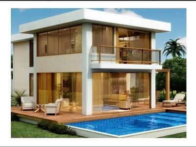 40 Projetos De Casas De Praia/casas De Campo