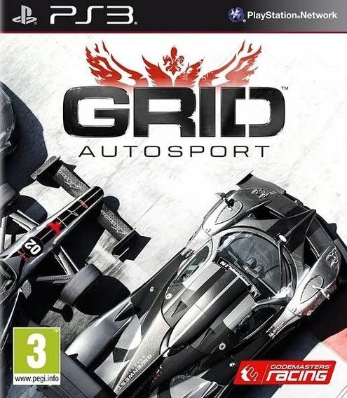 Grid Autosport (ps3) Português Br Playstation 3 Jogo Buy