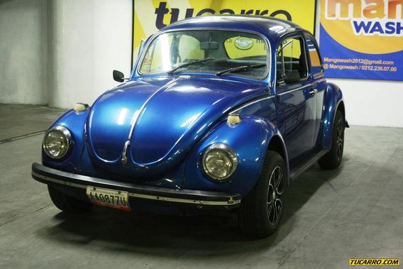 Volkswagen Escarabajo Super Escarabajo