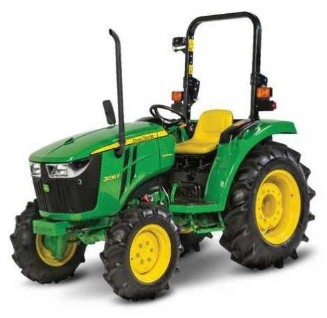 Tractor John Deere 3036e Doble Tracción Financiacion Nuevo