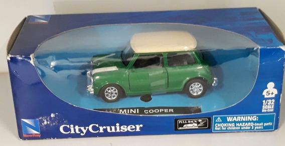 New Ray - City Cruiser - Mini Cooper - Escala 1/32