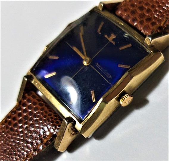 Jaeger Le Coultre Anos 60 - Ouro Plaquet - 12x Sem Juros !!!