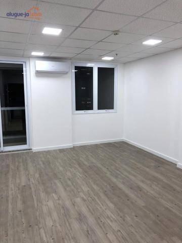 Sala Para Alugar, 33 M² Por R$ 1.600/mês - Chácara Santo Antônio (zona Sul) - São Paulo/sp - Sa0831