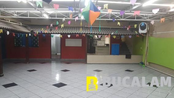 Salão De Festas E Fins Comerciais Para Locação - 3803-m