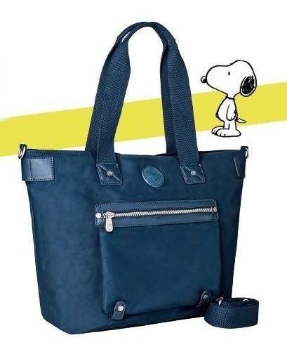Bolsa Tiracolo Snoopy- Estilo Americano - Snoopy Sp3804
