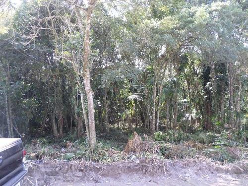 Terreno No Litoral Sul, Com 5181 M², Em Itanhaém/sp 4133-pc