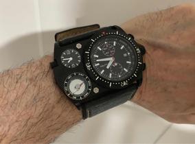 Relógio Náutica A32520, Com Pouco Uso. Peça De Colecionador.