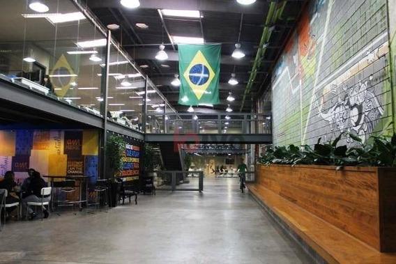 Galpão 3700 M² Úteis R$ 129.000 - Vila Leopoldina - Sp - Ga0007
