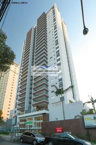 Alto Padrão Para Venda Em São Paulo, Brooklin, 3 Dormitórios, 3 Suítes, 4 Banheiros, 2 Vagas - 12707_1-1494131