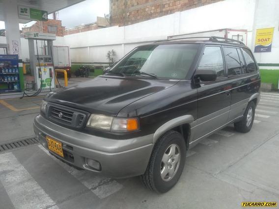 Mazda Mpv 4wd