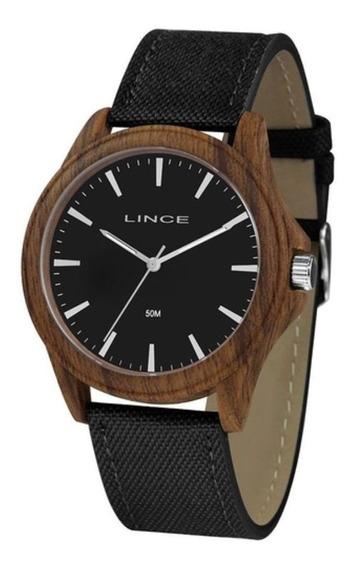 Relógio Lince Mrc4613p-p1pm - Marrom