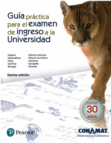 Imagen 1 de 1 de Guia Practica Para El Examen De Ingreso A La Universidad