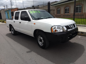 Nissan Doble Cabina Limited Asiento Ind