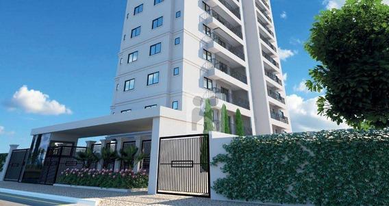 Apartamento Com 2 Dormitórios À Venda, 58 M² Por R$ 220.000 - Ribeirânia - Ribeirão Preto/sp - Ap0916