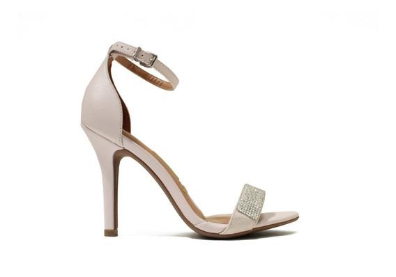 Zapatos De Mujer Sandalias De Fiesta Vizzano Taco Fino Baby