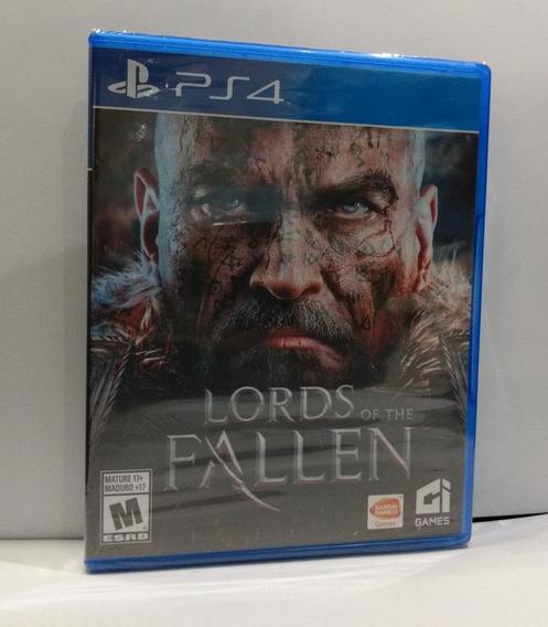 Lords Of The Fallen - Ps4 - Mídia Física Lacrado