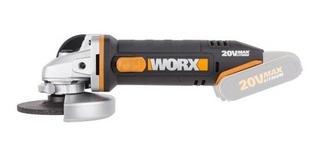 Amoladora Angular Worx 4½ 115 Mm 20v S/bateria Wx800.9