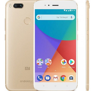 Xiaomi Mi A1 Google Android One 64gb Dual Chip Full Hd 12mp