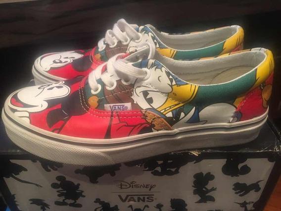 Tênis Vans Disney Tamanho 34