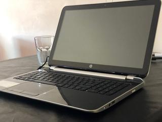 Notebook Hp N210dx Touch Amd A8 8gb Ram 120hdd
