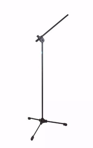 Pedestal Suporte Microfone Banner Profissional Tpl Preto Ask