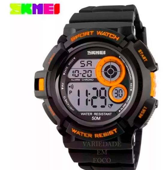 Relógio Barato Skmei S Shock Original Prova D
