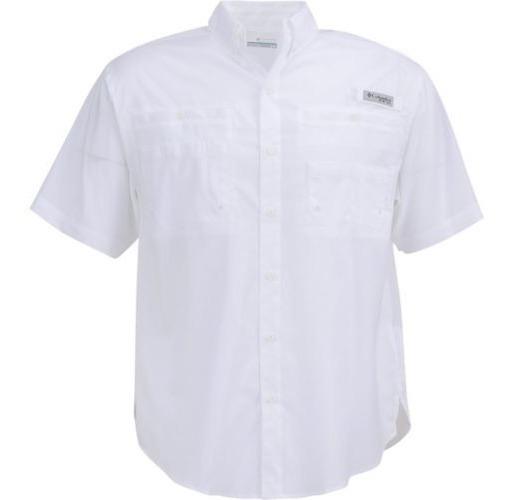 Columbia, Camisa Marca Original De Pesca Manga Corta