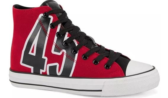 Tenis 45 Pop Sneaker Sport Music Free Hombre Botin 2625485