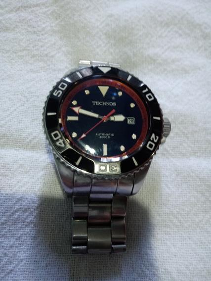 Relógio Technos Automático 2000mt